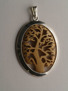Médaille Pin Ovale