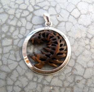 Médaille Fougère Petite