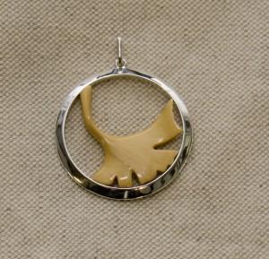 Médaille Ginkgo petite