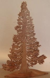 Séquoia en Platane
