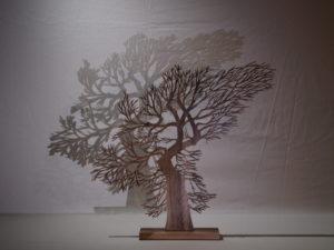 Le Chêne Givré